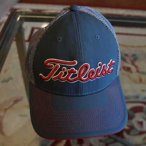 Titleist  Golf Hat Adjustable strap